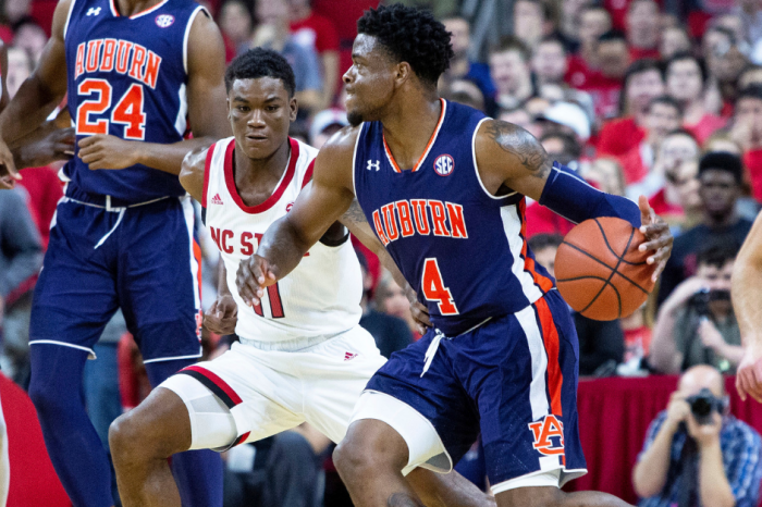 Is Auburn's 3-Point Woes a Cause for Concern Moving Forward?