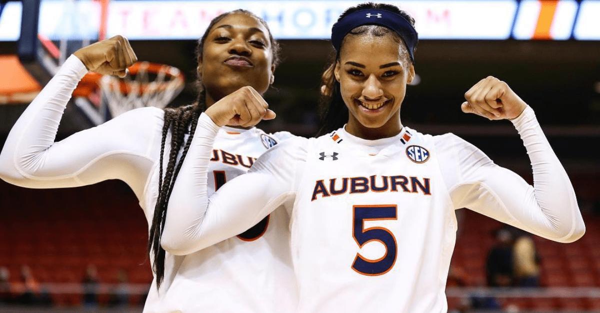 Auburn Women Off to Roaring Start, Yet They STILL Aren't Ranked
