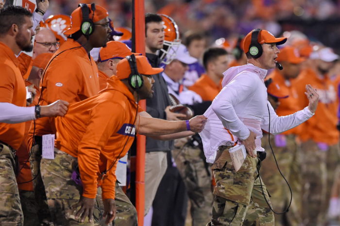 What's the Toughest Job in College Football? It Has to Be This.