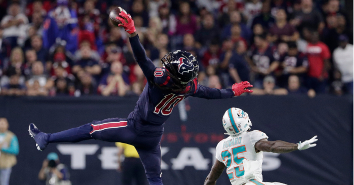 For This DC, DeAndre Hopkins is the NFL's Version of This Hoops Legend