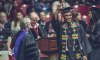 Jalen Hurts Graduation