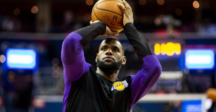 LeBron, Warriors Clash Again in Star-Studded NBA Christmas Lineup
