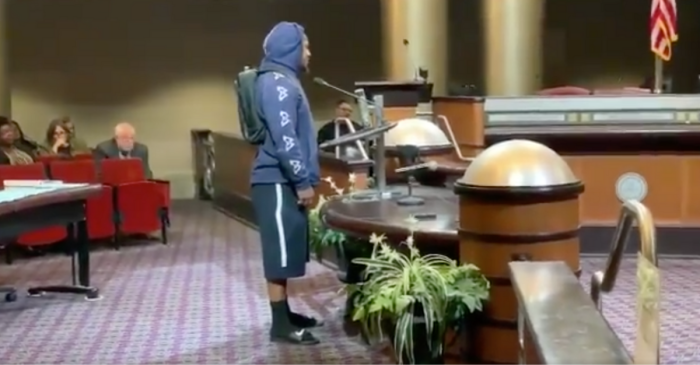 Marshawn Lynch Shows Up at Oakland City Council Meeting to Give Advice