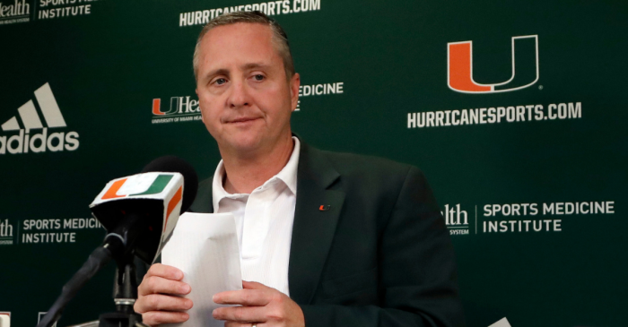 From Top 10 to Flop 10: What Happened to the Miami Hurricanes in 2018?