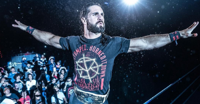 Is Seth Rollins' WrestleMania Match in Jeopardy Due to Low Ratings?