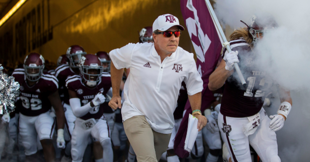 Texas A&M Football Missed Out on Big Recruits All Winter, But Why?