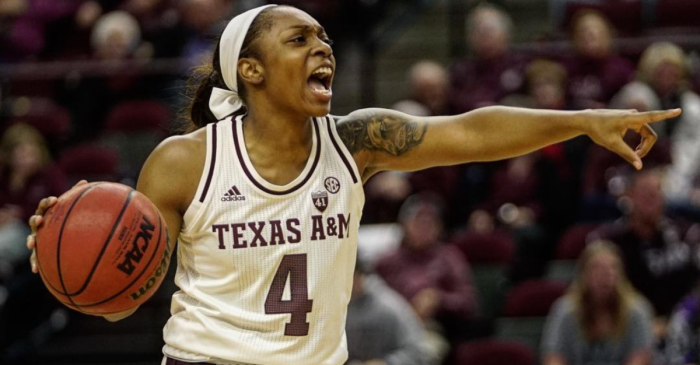 Aggie Women Survive Impressive Stretch with 6-Straight Wins