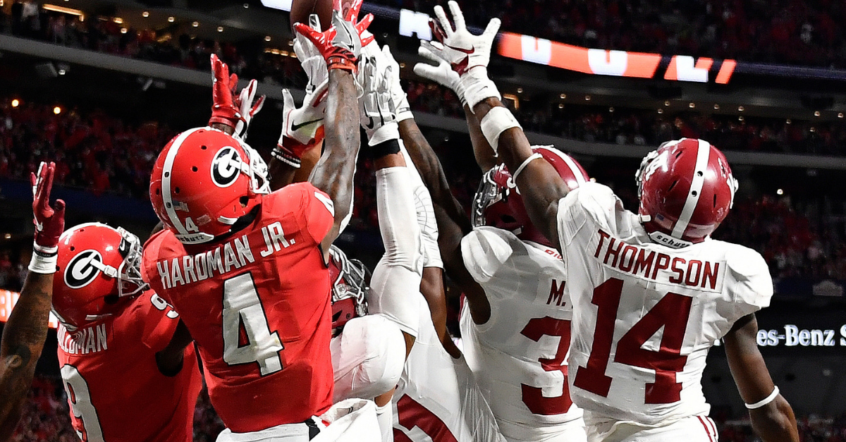 Poll Ranks the SEC's 14 Home Uniforms from First to Worst