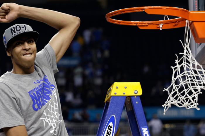 Anthony Davis' Kentucky Career Might Never Be Duplicated