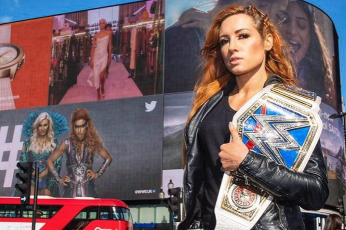 WWE Star Becky Lynch Wants to Make WrestleMania Main Event History