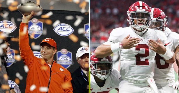 College Football Playoff Committee Announces Final 4 Teams