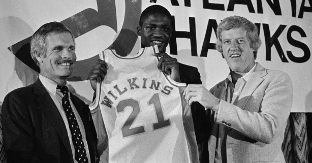 """Dominique Wilkins' Net Worth: """"Human Highlight Film"""" Reeled in Millions"""