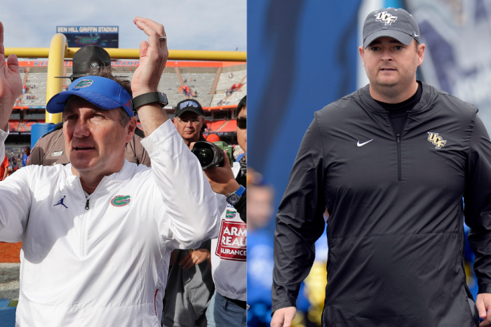 Florida, UCF Want to Play Each Other, And Here's Why It Might Happen Soon
