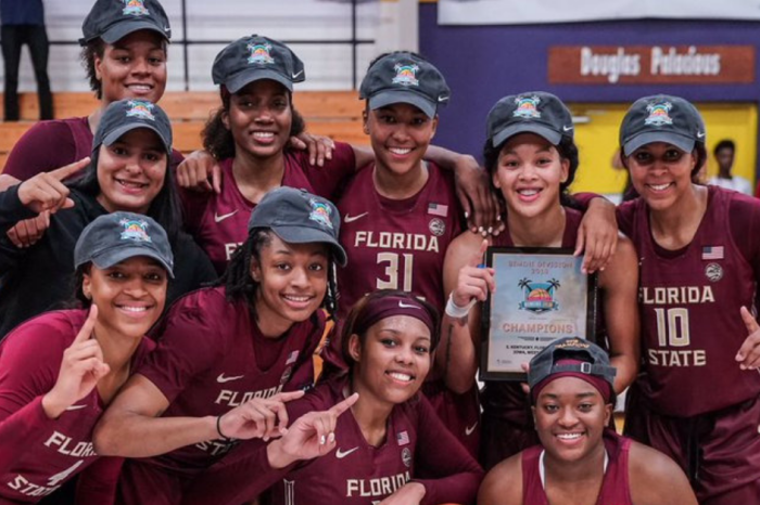 FSU Women's Hoops Off and Running to Another Scorching Hot Start