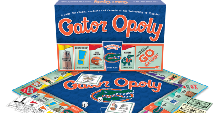'Gatoropoly' Finally Settles Who Owns the University of Florida