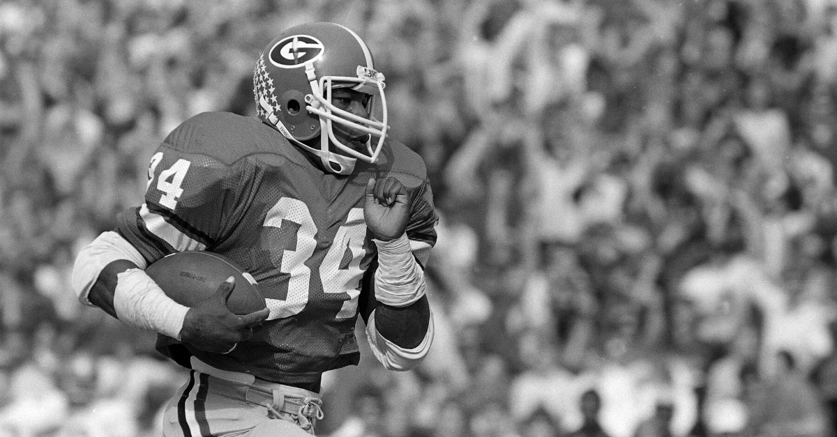 Herschel Walker Heisman Season