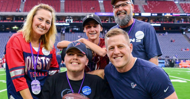 J.J. Watt's Pregame Routine is the Feel-Good NFL Story We Need
