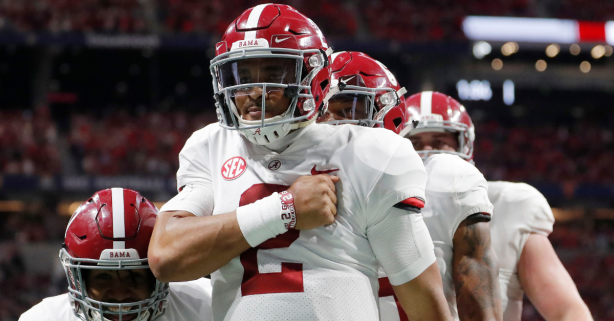 I Can Think of 5 Movies That Don't Compare to Jalen Hurts' Redemption Story
