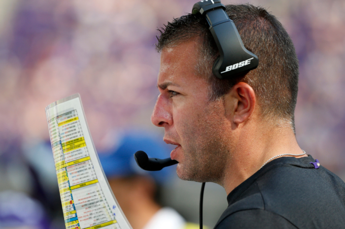 The Vikings' Offense Has Been Terrible, So They Fired Their OC to Fix It