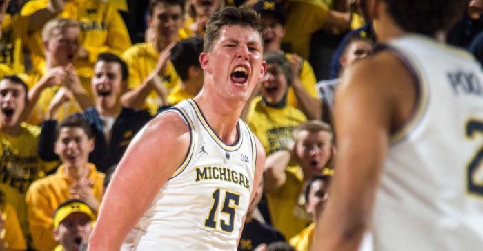 AP Top 25: Michigan's Rapid Rise Continues After More Impressive Wins
