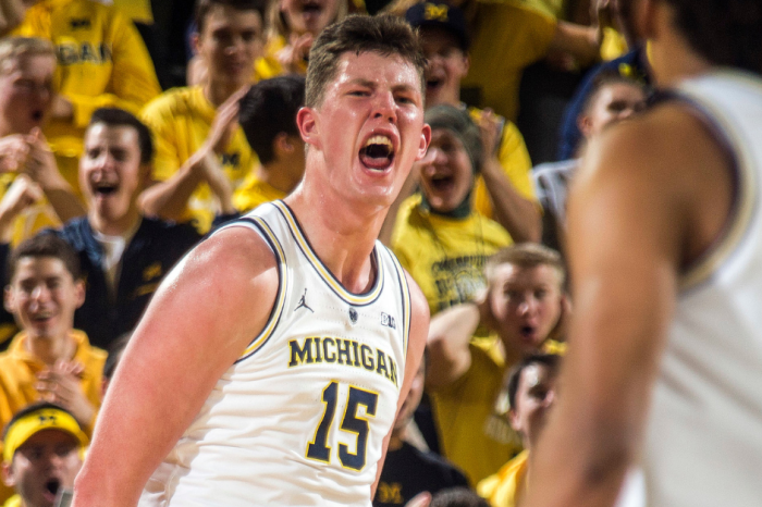 AP Top 25: Michigan's Rapid Rise Continues After More Impressive Wins