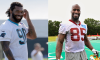 Julius Peppers, Vernon Davis
