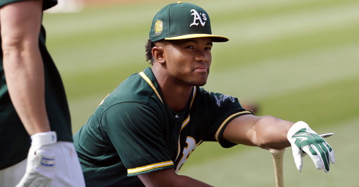 The A's Love Kyler Murray's Heisman Trophy Season, Except for 1 Thing