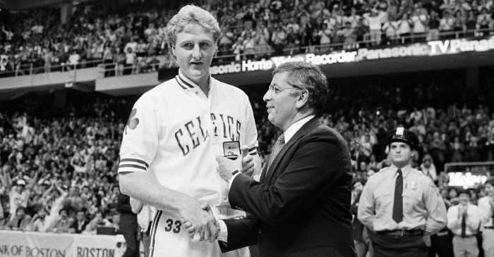 Believe It or Not, Celtics Legend Larry Bird is Older Than His Incredible Career High