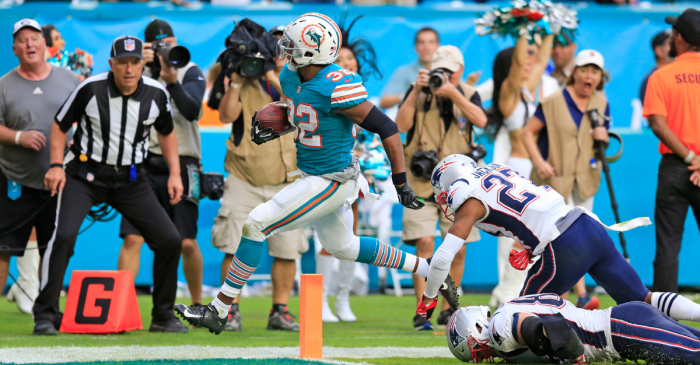 'The Miracle in Miami' Ranks as One of the Greatest Plays in NFL History