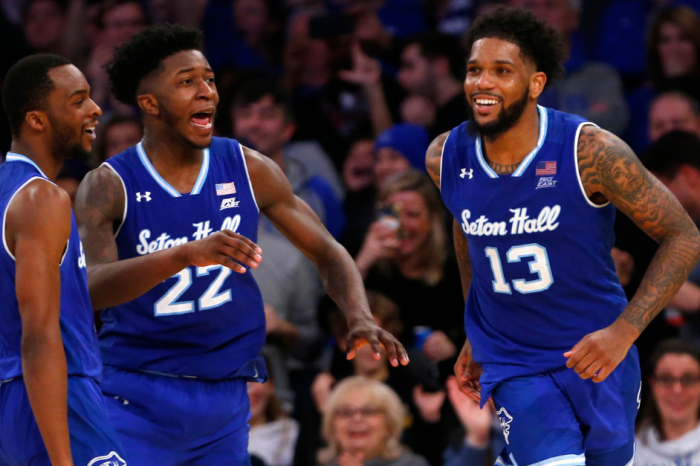 Seton Hall Survives Dramatic Finish to Shock No. 9 Kentucky