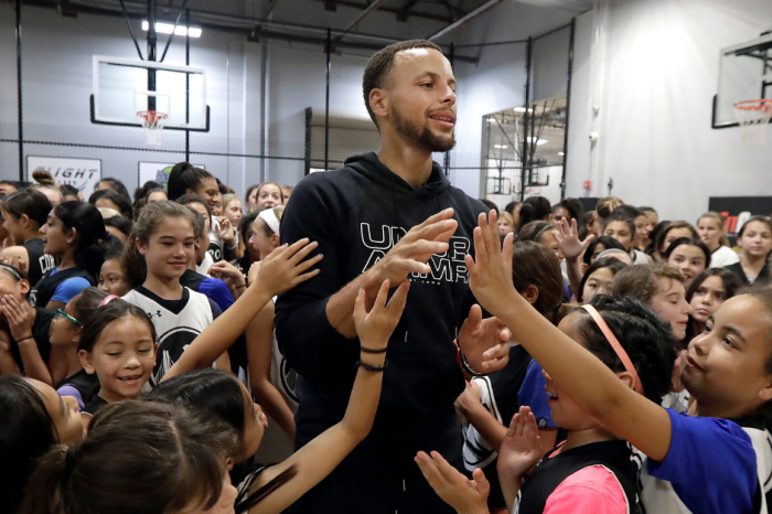 Steph Curry's Baffling Moon Take Has NASA Ready to Prove Him Wrong