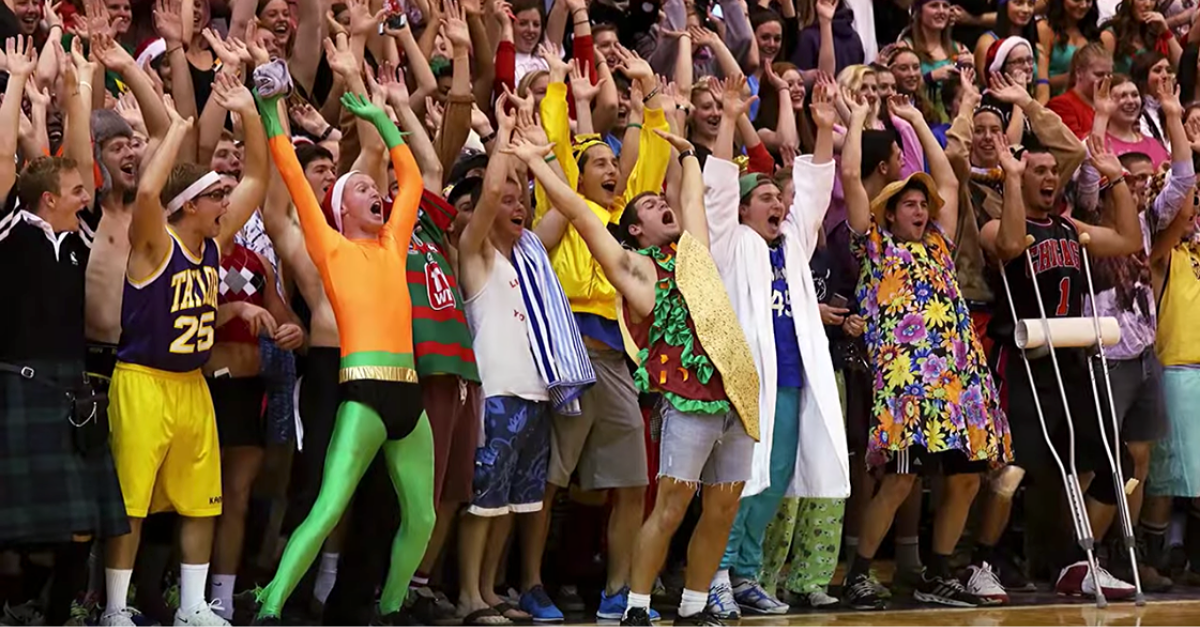 "The ""Silent Night Game"" is Basketball's Greatest Holiday Tradition"