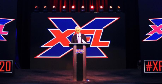 Yeah, They're Bringing Back the XFL, and 8 Big Cities Were Awarded Teams
