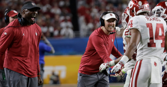 Oklahoma, Lincoln Riley Squash NFL Rumors With New Contract Extension