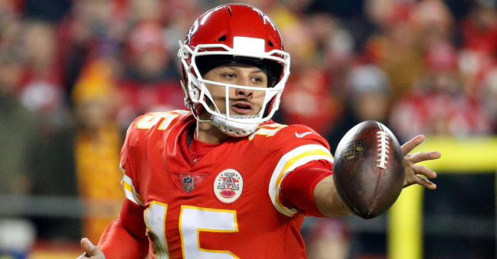 Patrick Mahomes Buys Ownership Stake in Kansas City Royals