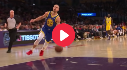 The Most Embarrassing 10 Seconds of Steph Curry's Career
