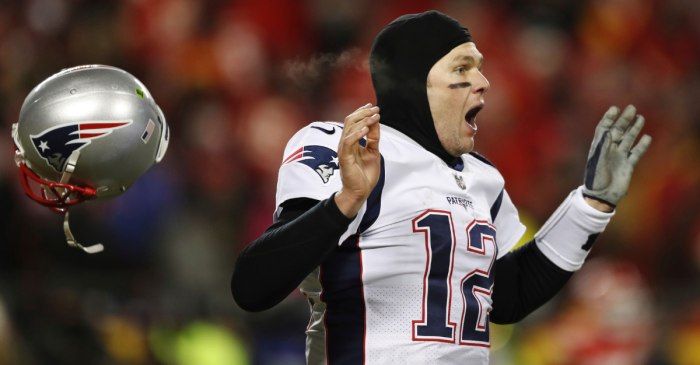 Controversial Calls Gift Tom Brady, Patriots Another Super Bowl Berth