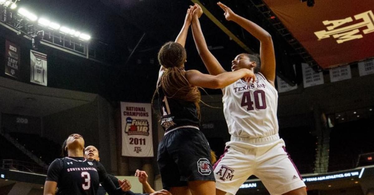 aggies women's basketball
