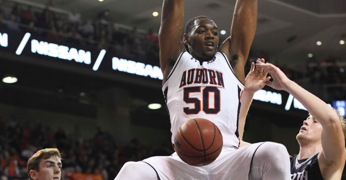Auburn Continues to Struggle Without Austin Wiley in the Lineup