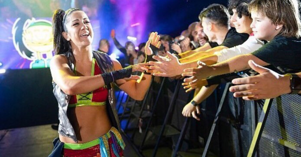 Bayley Talks All Things WWE, Plus the Most Underrated Superstar