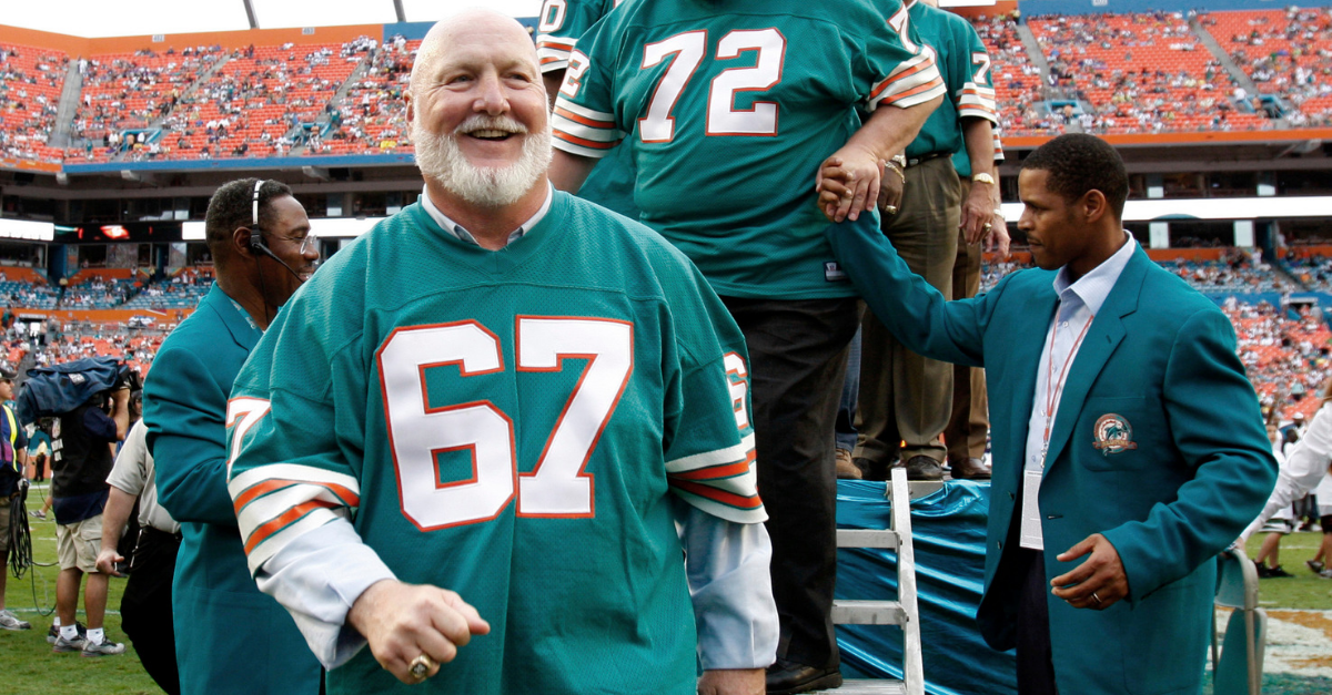 Forever Undefeated: Dolphins Great Bob Kuechenberg Dies at 71