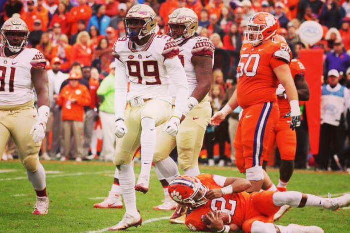 Ranking the Top 7 Florida State Seminoles of the Down 2018 Season
