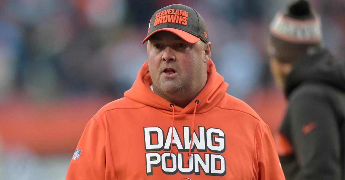 Browns Take Easy Street, Promote Freddie Kitchens as Next Head Coach
