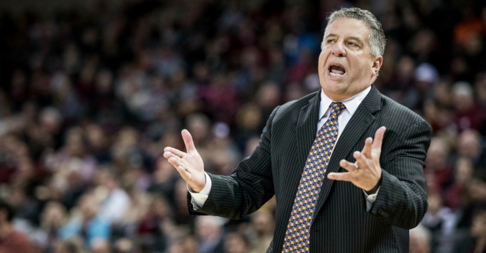 Is Bruce Pearl Really to Blame for Auburn's Losing Streak?