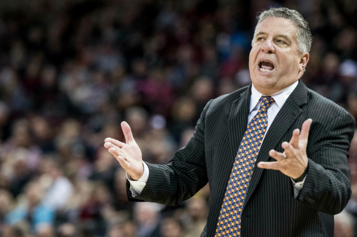 Is Bruce Pearl Really to Blame for Auburn's Losing Streak?