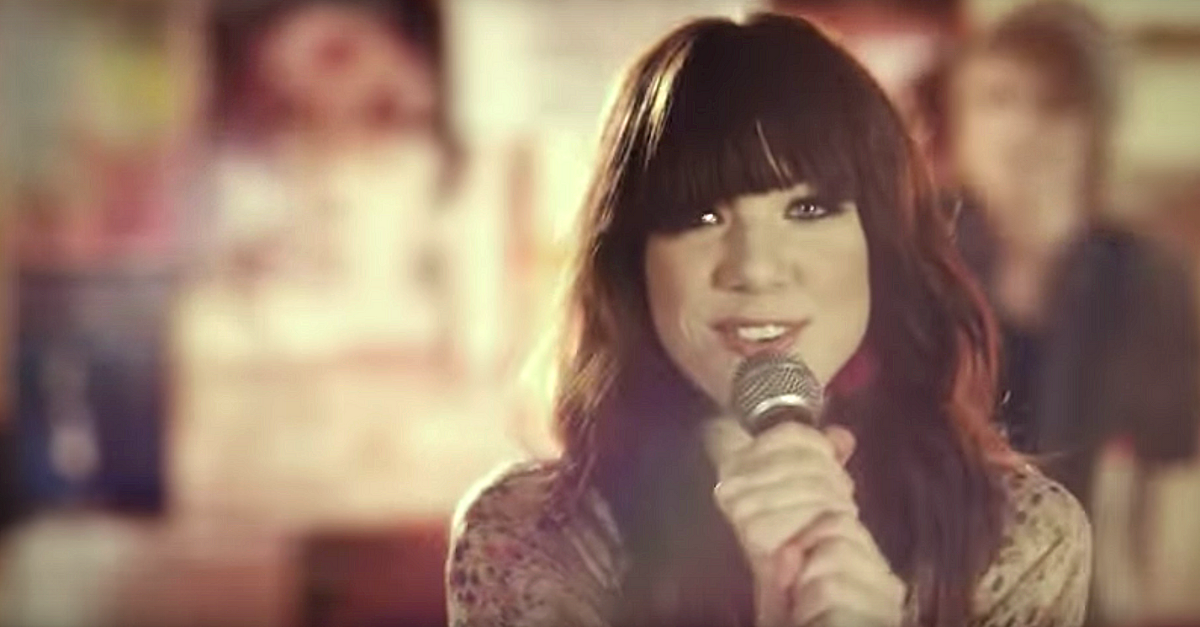 Yeah, The 'Call Me Maybe' Girl is Back to Sing at the NBA All-Star Game