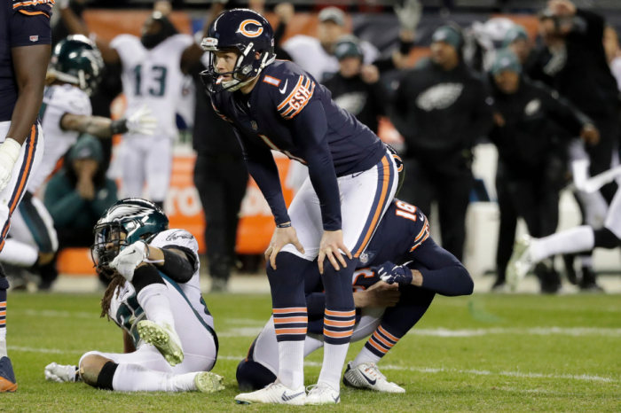Meet Cody Parkey: The Kicker Whose Life, Family Received Death Threats