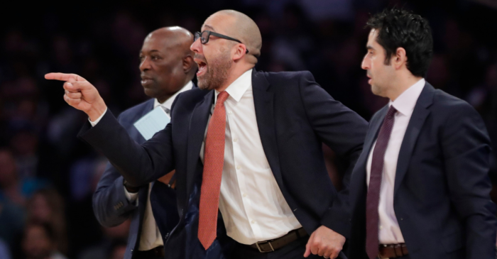 The New York Knicks Have Become the Masters of NBA Tanking