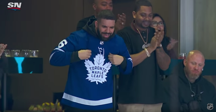 'The Drake Curse' is Alive and Well. Just Ask the Toronto Maple Leafs.