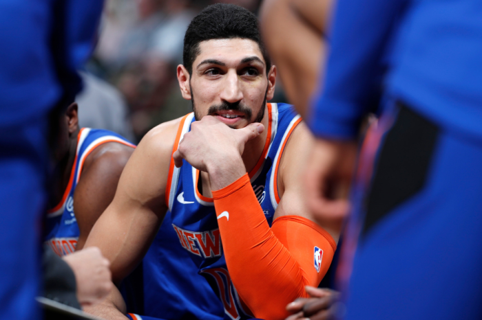Is This New York Knicks Player Really a Terrorist?